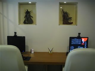 YAKUZAのパソコン